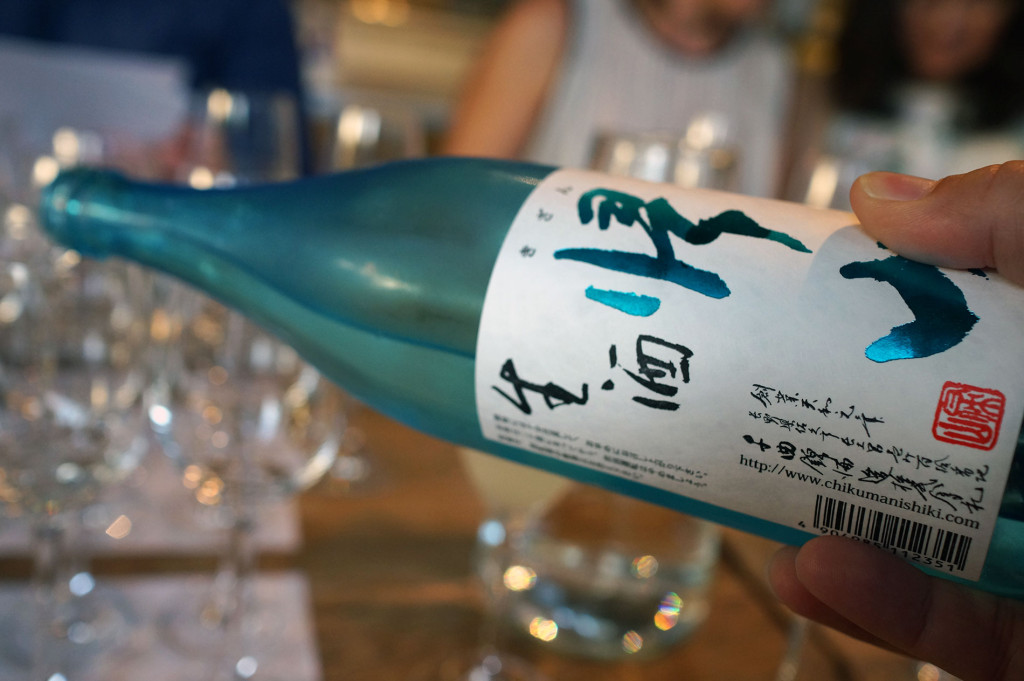 Sake tasting by Cooking in Motion at Ostehuset | Norwegian Sake Association