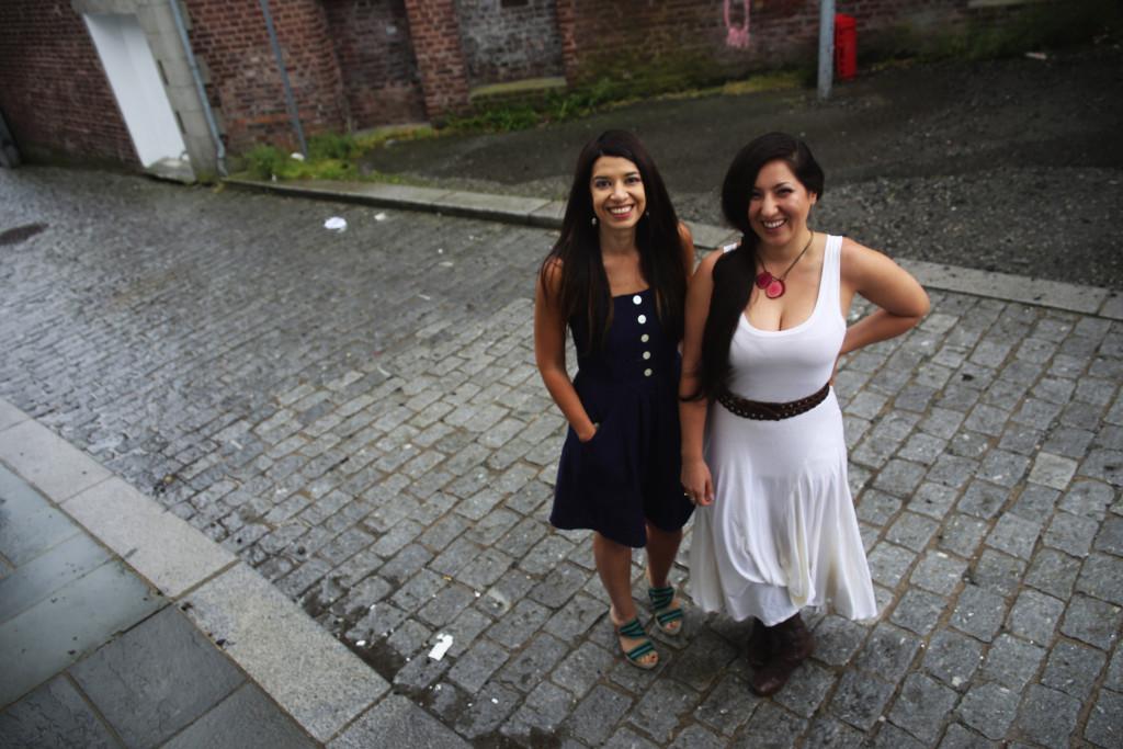 Mabel Moya and Lani Cantor Vatland | Sakeforeningen | Byas