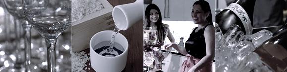 Sake tasting norway, Mabel Moya and Lani Cantor Vatland
