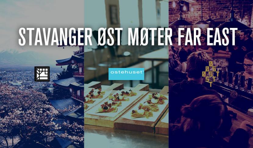 Ostehuset, Øst, Stavanger Øst