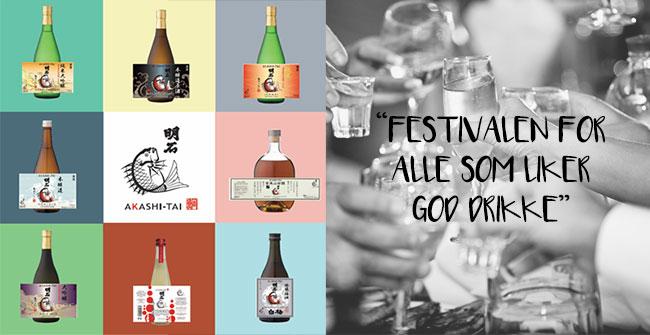 Edle Dråper - sake tasting Stavanger wiith Akashi Tai