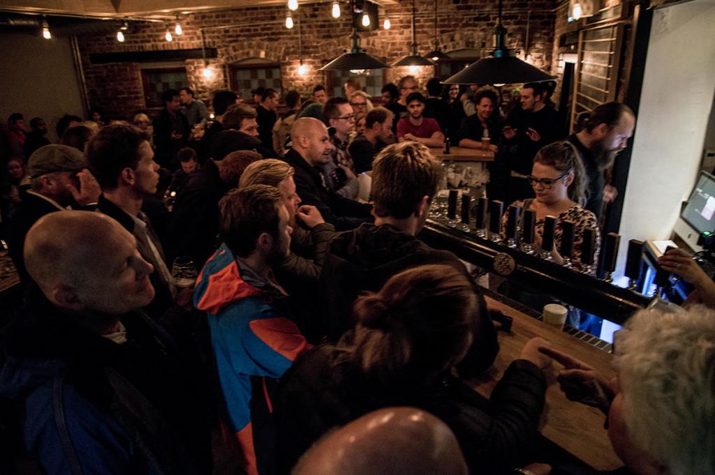 ØST craft beer bar in Stavanger Øst